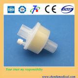 La chaleur et un filtre plus moite d'échangeur (filtre de respiration d'anesthésie remplaçable)