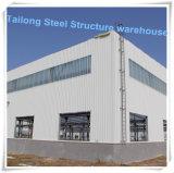 Casa estructural de acero prefabricada de la construcción