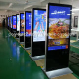 Indoor Advertizing를 위한 접촉 Screen LED Display Player