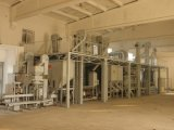 Weizen-Startwert- für ZufallsgeneratorVerarbeitungsanlage für Sesam-Reismelde-Mais-Paddy
