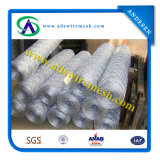 직류 전기를 통하는과 PVC Coated Hexagonal Wire Mesh