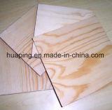 Dos maderas contrachapadas calientes de la prensa/madera contrachapada de madera de la chapa
