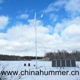 잡종 Wind Solar Power Generator 2000W System