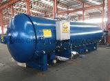 Autoclave de goma de la venta caliente/recipiente del reactor de goma con estándares de ASME