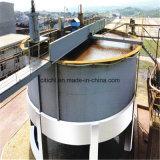 O espessante de minério de ouro de alta eficiência/espessador de mineração de ouro
