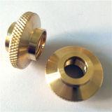 CNC Messing die het van uitstekende kwaliteit Delen machinaal bewerken