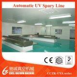 UVlack-Spray-Beschichtung-Zeile/Vakuum, das Gerät metallisiert