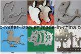 Jinan Mini-Metal de alta precisão e cortador gravura a laser