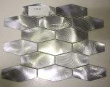 Aluminiummosaik-Fliese-Küche-Wand-Fliese