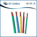 Agregado familiar isolado PVC de BV/Bvr que prende o cabo elétrico