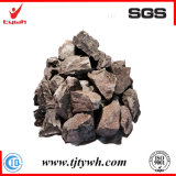 Carbure de calcium utilisé dans la désulfuration du fer