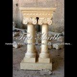 Colonna dell'oro del deserto per la decorazione domestica Mcol-311