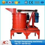 Gran rendimiento de la máquina trituradora de carbón ganga trituradora vertical Carbón