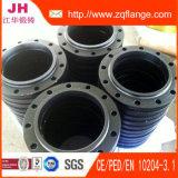 JIS 16k Ss400 Kohlenstoffstahl-Platten-Rohr-Flansch
