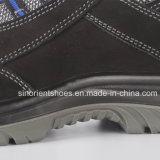 Высокая посадка провод фиолетового цвета ЭБУ системы впрыска, водонепроницаемый промышленной безопасности обувь RS6128
