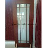 固体木のドアを設計するQuanlity高いハウジング