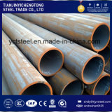 Tubo de acero inconsútil de carbón de ASTM A53 16mn con de alta resistencia