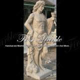 Het antieke Beeldhouwwerk van de Travertijn voor Decoratie Mej.-291 van het Huis