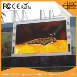 Parede do vídeo da tela do diodo emissor de luz do anúncio ao ar livre de cor cheia P5.95