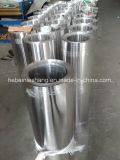 Papier d'aluminium pour la chaîne de production de conteneur de nourriture