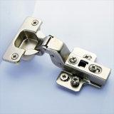 3D穴によって調節される基礎装飾的な柔らかさの終わりの道具箱のヒンジ