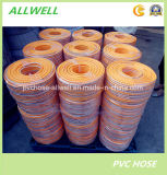 Tuyau à haute pression de l'eau de pulvérisation d'air de PVC
