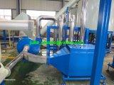 Pellicola del PE dei pp che schiaccia lavaggio riciclando riga con 1000kg/H