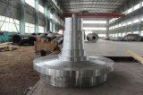 Eje de la forja de la maquinaria pesada del acero inoxidable
