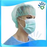 Nonwoven/PP/Medical/Surgical/Protective/Operation/Disposable Chirurg-Schutzkappe, runde Wegwerfschutzkappe