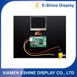 Разрешение 800X480 LCM TFT LCD spi дюйма 5 экрана касания 5 с емкостным