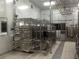 De volledig Automatische Machine van de Sterilisatie van de Jam van het Fruit van het Type van Buis 6000L/H