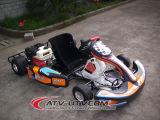 La corsa di sport va Karts