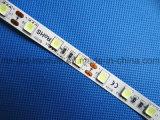 Del LED alto 12V 60LED m. SMD LED indicatore luminoso di striscia flessibile luminoso della striscia flessibile