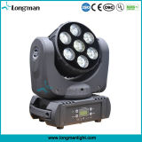 La etapa de Luz LED / 7*15W Full RGBW Haz Cabezal movible