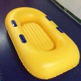 Belüftung-Plane-Fischerboot-aufblasbares treibendes Boot