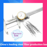 중국 공장 가격은 절단 합금 강철 섬유를 물결쳤다