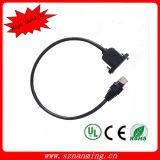 Удлинительный кабель Ethernet RJ45 на панели управления