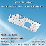Usine Aluminum6061 pièce de fraisage de usinage de commande numérique par ordinateur de grande précision faite sur commande