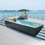 Monalisa 7.8 mètres Loisirs Jacuzzi Fitness Piscine de natation extérieure SPA (M-3325)
