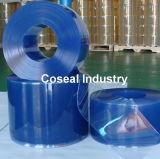 Het flexibele Duidelijke Transparante Plastic Gordijn van de Strook van pvc