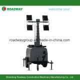 LED-Lampen-hydraulischer Mast-Schlussteil-heller Aufsatz