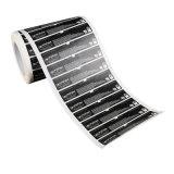 Autocolante com padrão impresso PET/PP/Papel Resistente a etiqueta auto-adesiva para impressão