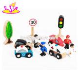 2018 Первой обучающей деревянная игрушка гусеницы дорожных знаков для детей W04c147