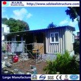 Un design moderne conteneur modulaires préfabriquées Home Builders