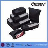 7ПК кубики упаковки багажа организаторов упаковки