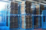 Pallet d'acciaio d'impilamento resistente di memoria del magazzino
