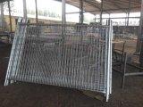 6FT x 8FTの工場製造者の鉄の塀