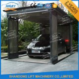 3.5T 3m auto elevador hidráulico de elevación utilizado para Villa