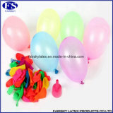 De Ballons van de Bom van het Water van het Speelgoed van de zomer 100% Natuurlijk Latex