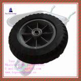 400-8 고품질 및 장기 사용 단단한 고무 바퀴